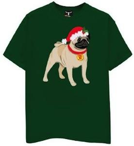 Dog Christmas t-shirt