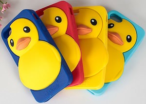 Rubber Duck iPhone 5s Case