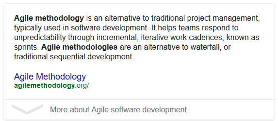 agile-method