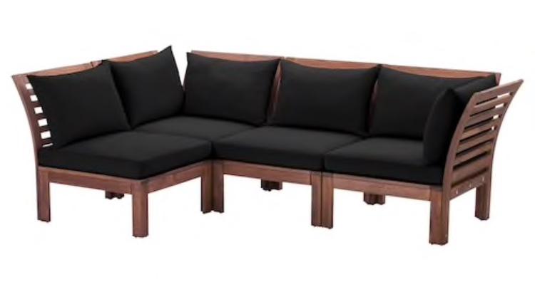 Ute soffa