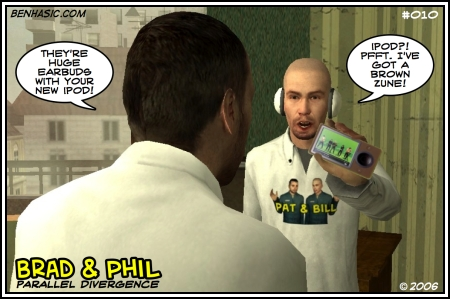 Brad & Phil #10