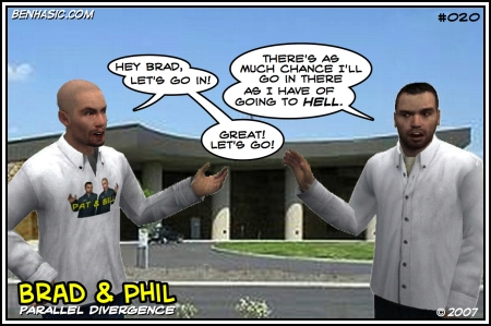 Brad & Phil #20