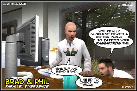 Brad & Phil #22