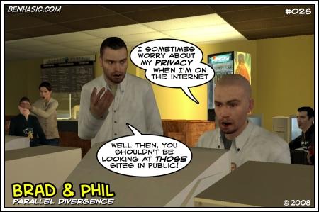 Brad & Phil #26