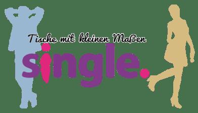 LOGO-SINGLE TISCHE KLEINE MAßE 2