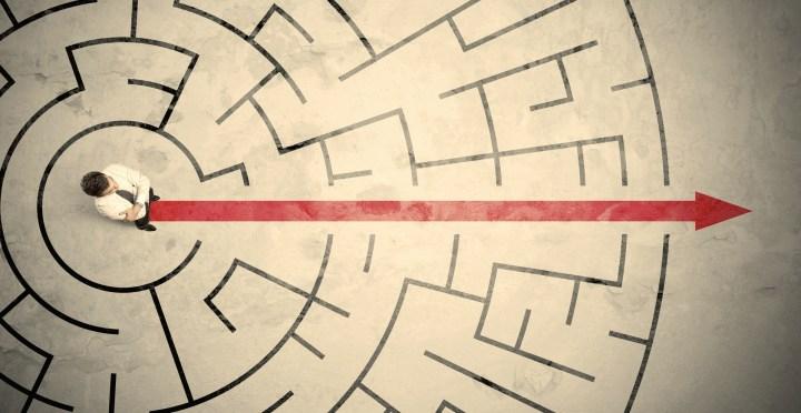 Weg aus dem Irrgarten, Datenschutzerklärung