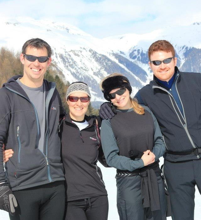 Engadin Team Pic