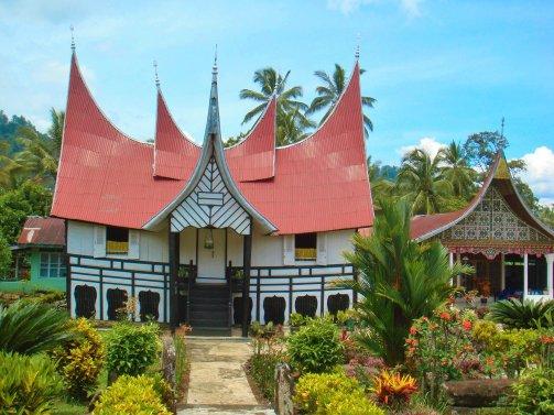 Minangkabau House