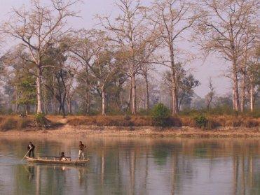 Chitwan River