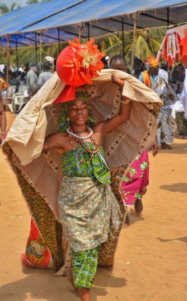 Voodoo Festival, Fete du Vodoun, Ouidah, Benin