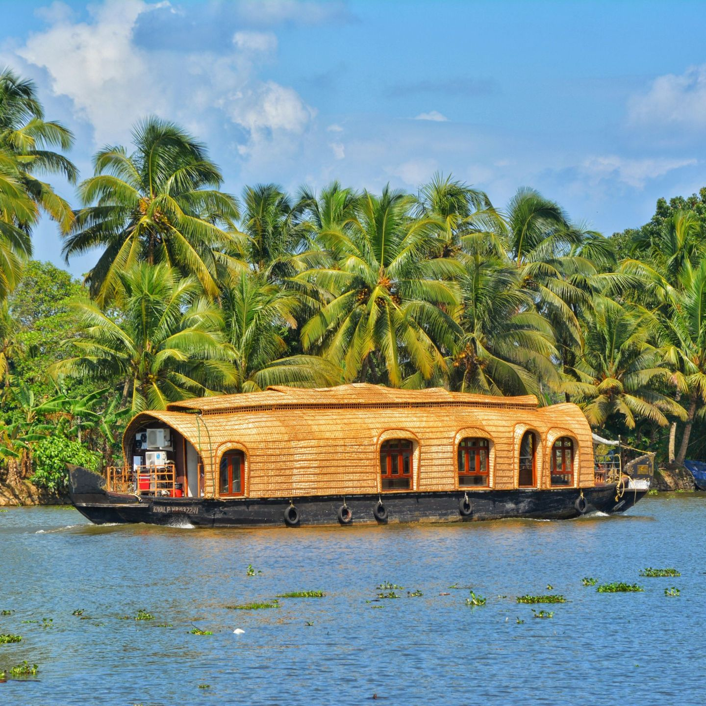 Kerala – Choosing Your Houseboat
