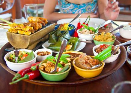 Eating Local Food - Maldives on a Budget