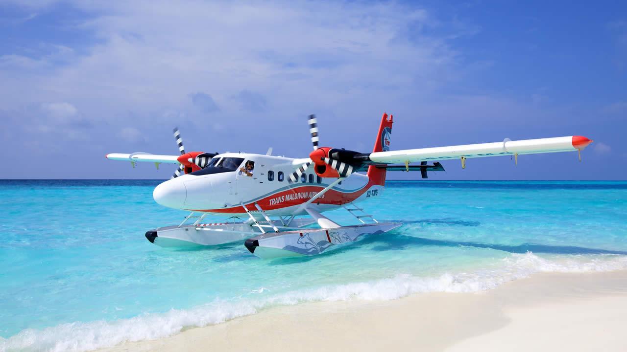 Backpacking the Maldives
