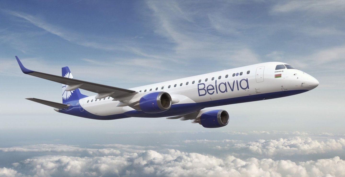 Belavia:  Flight Review – B2 852