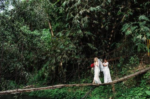 Jungle Wedding Bali