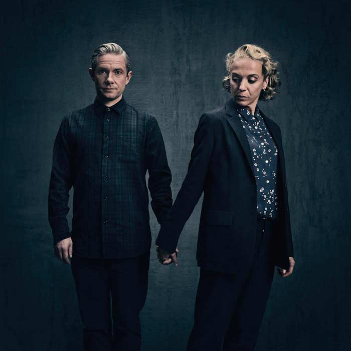 Martin Freimen and Amanda Abbington 3