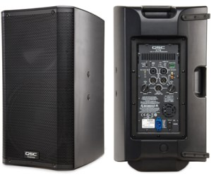 QSC K12 Powered Speakers