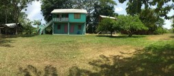 Cute campground (our hostel)