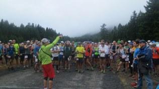 Scott McCoubrey - Pre-race briefing