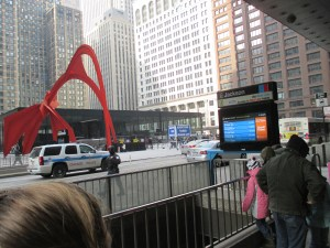Chicago March for Life Federal Plaza