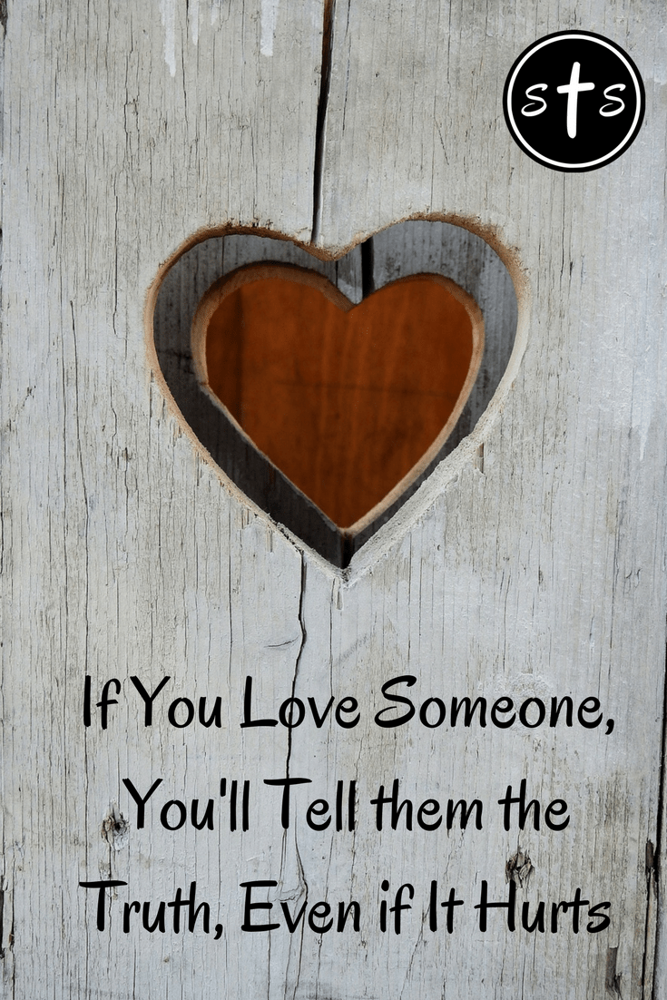 when do you tell someone you love them