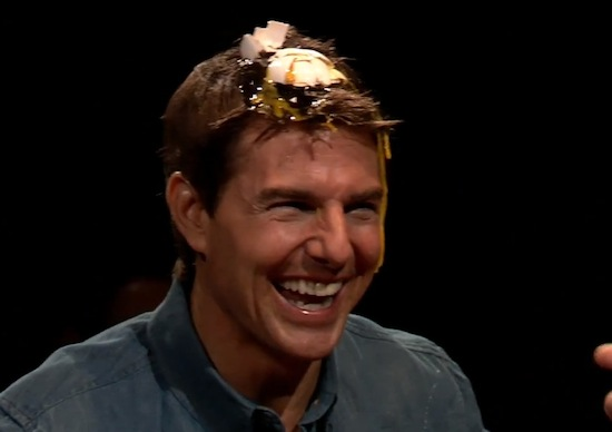 Egg Roulette Tom Cruise