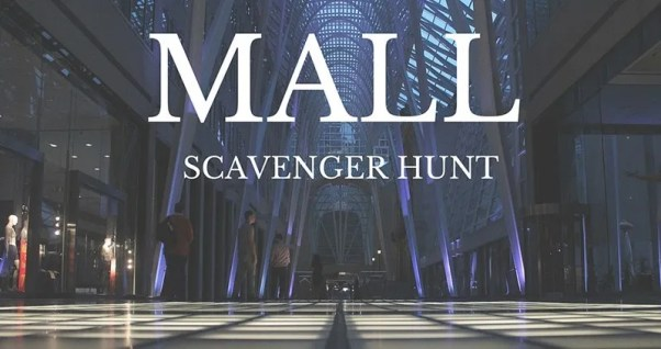Mall Scavenger Hunt