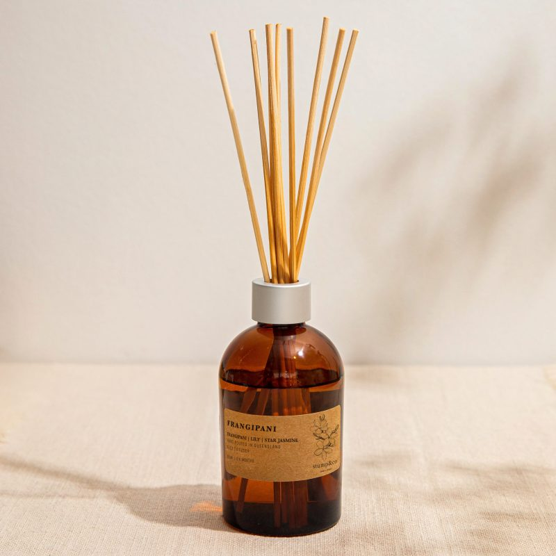 , REED DIFFUSERS, Stump and Co