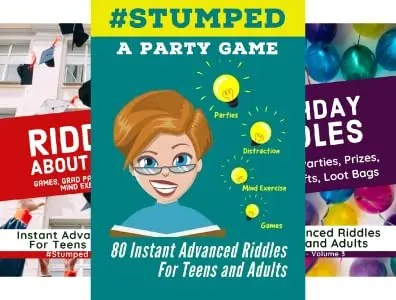 eBook Riddle Book Series by StumpedRiddles