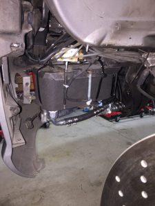 Mercedes E55 Killer Chiller