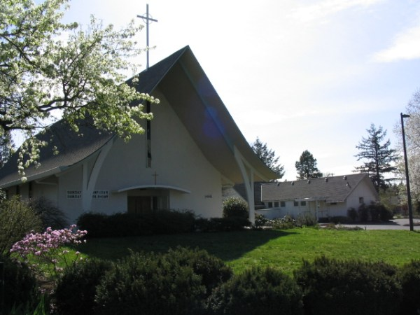 church front spring