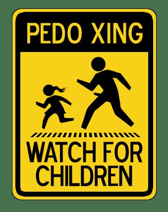 pedoxing