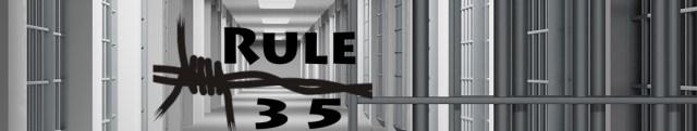 Rule 35 banner