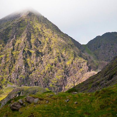 How to hike Carrauntoohil via Devil's Ladder