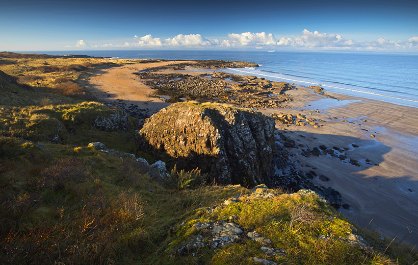 View from Gullane Point