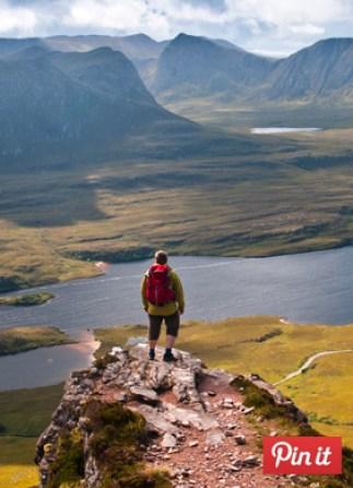 stac pollaidh assynt scotland