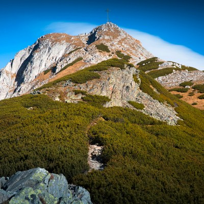 Giewont and Kasprowy Wierch – how to hike two most characteristic peaks of Tatra mountains in Poland