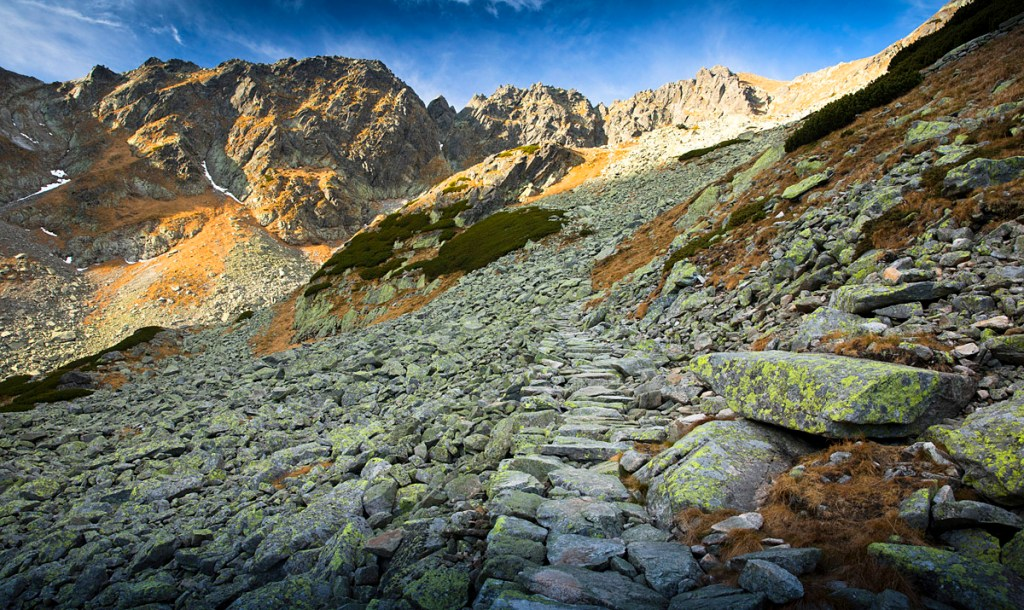 Szpiglasowa Przelecz Tatra