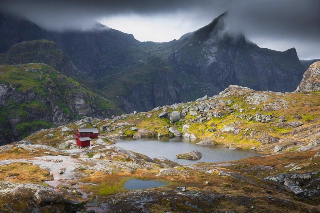 Munkebu hike Lofoten