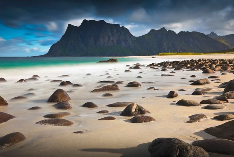 Uttakleiv Beach Lofoten