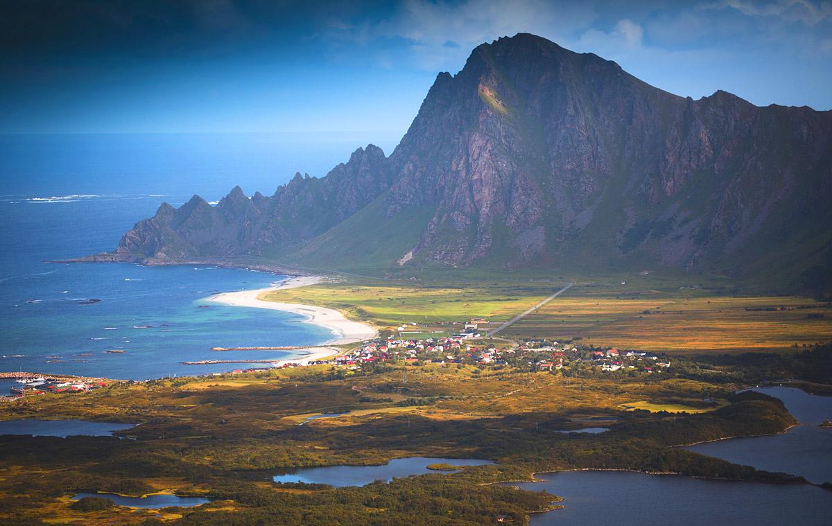 vesteralen islands matinden