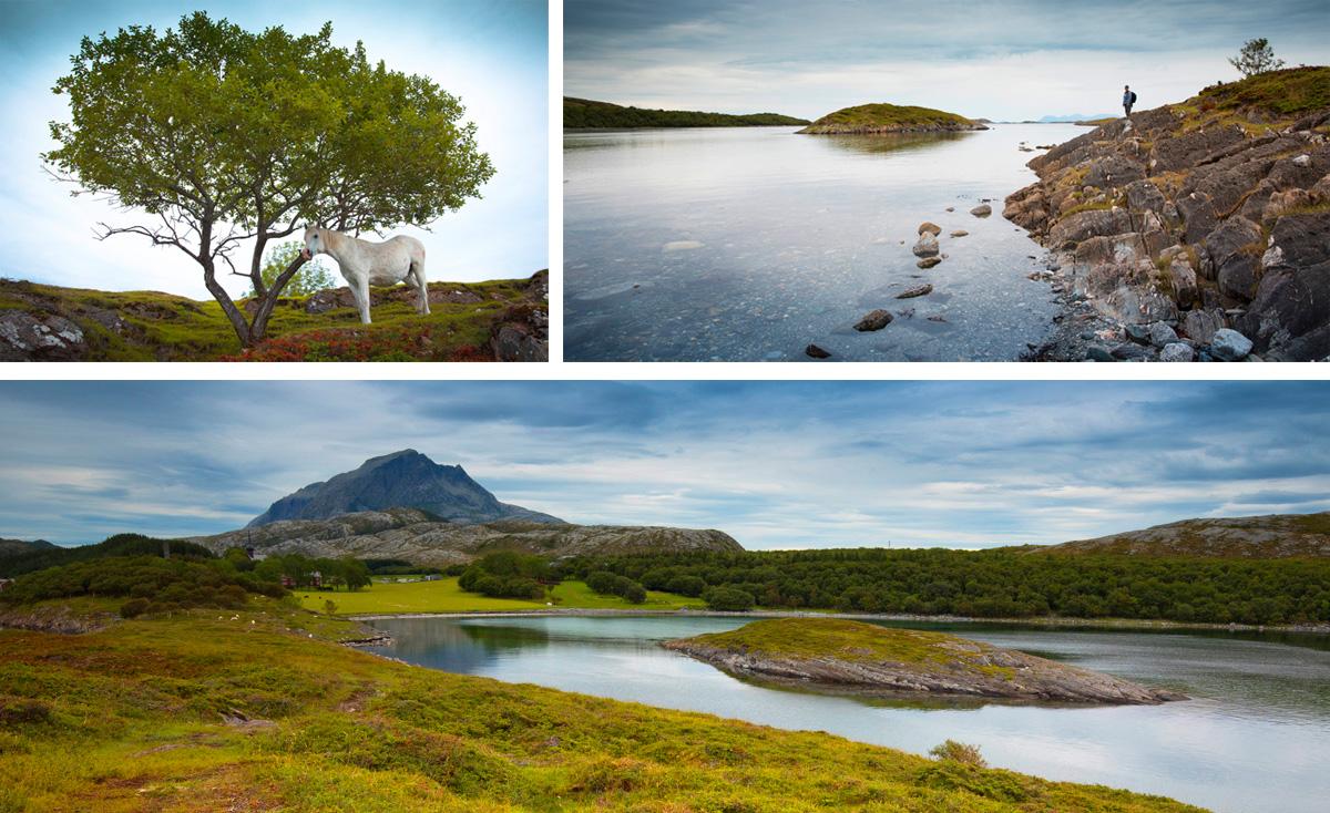 Helgeland coastal trails