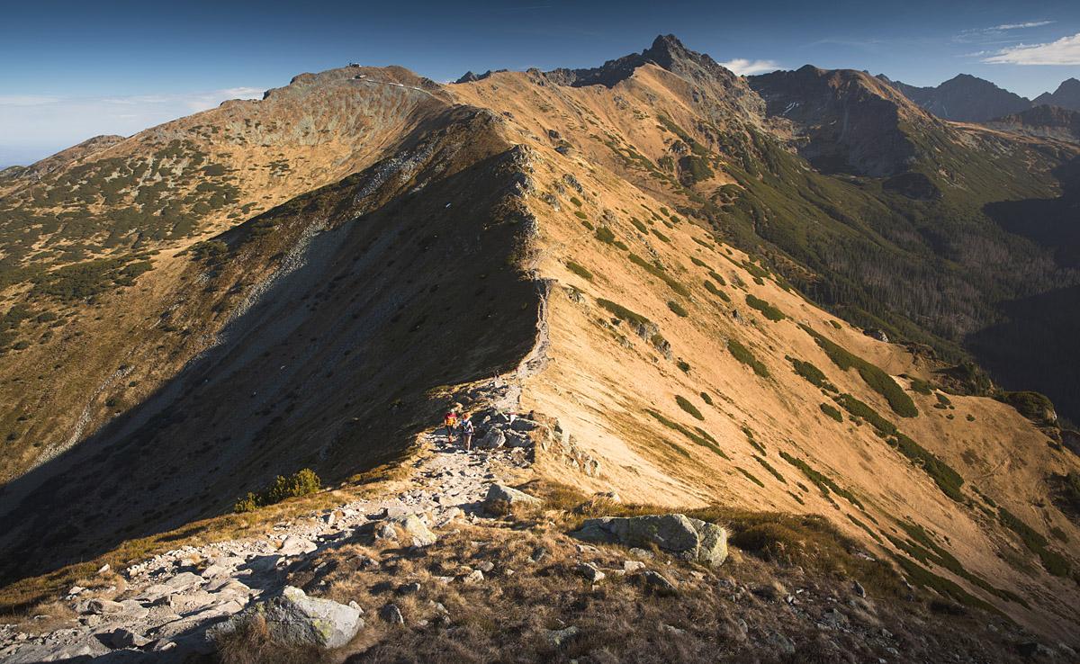 hiking czerwone wierchy tatra poland zakopane