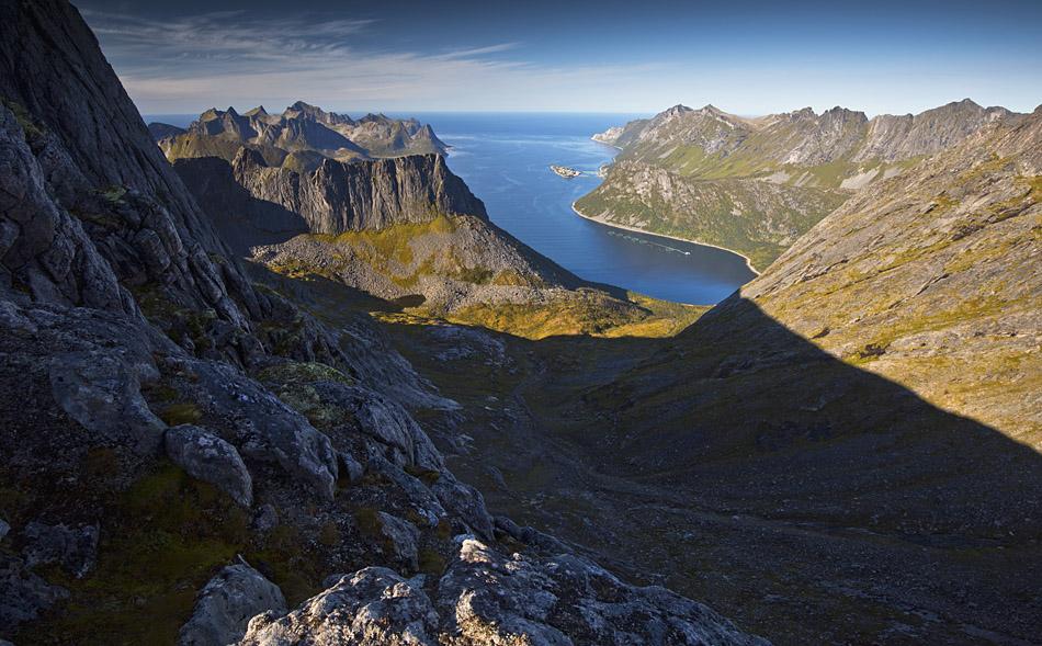 Keipen and Grytetippen Senja Norway
