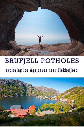 brufjellpotholes