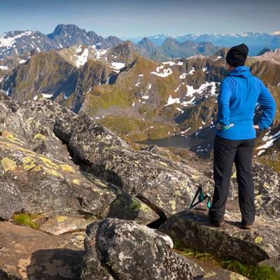 Matmora – hiking 'off beaten track' in Lofoten