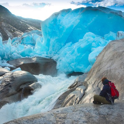 Nigardsbreen – eye to eye with the largest glacier in Europe