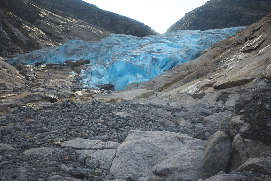 Nigardsbreen glacier hike