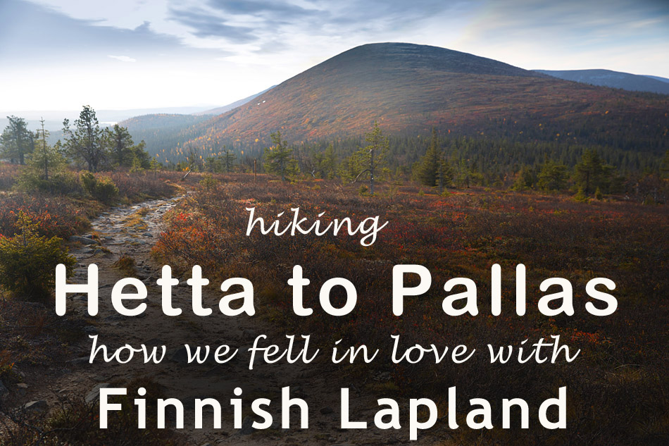 Hetta to Pallas hike