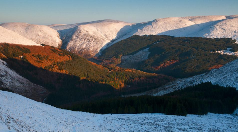 best winter hikes in scotland